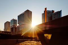 Barcelona IX (Petr Horak) Tags: barcelona catalonia spain hotel europe sunset sun city