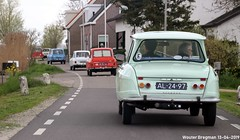 Voorjaarsrit 2019, Ami Vereniging Nederland. (XBXG) Tags: al2497 19tk56 citroën ami 8 citroënami8 citroënami ami8 6 citroënami6 ami6 voorjaarsrit 2019 amiverenigingnederland avn ammerse kade grootammers groot ammers zuidholland nederland holland netherlands paysbas vintage old classic french car auto automobile voiture ancienne française france frankrijk vehicle outdoor