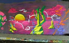 Mssls (oerendhard1) Tags: graffiti streetart urban art rotterdam oerendhard maassluis meanr