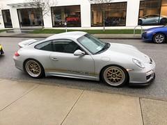 Porsche 911 (prancinghorserus) Tags: mclaren coffee cars april 2019 570s 720s 600lt porsche 911 vancouver