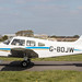 EGHF - Piper PA-28-161 Warrior II - G-BOJW