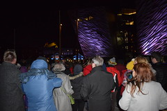 A Night To Remember 2019 (John D McDonald) Tags: anighttoremember antr titanic titanicslipways titanicvigil belfast eastbelfast countydown codown queensisland titanicquarter northernireland ni ulster geotagged night nighttime nocturnal dark afterdark people titanicbelfast