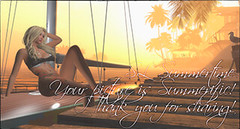 SL Summer time (opted out) (may.daisy22) Tags: secondlife summer time