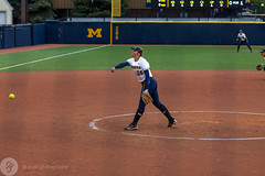 JD Scott Photography-Michigan Softball-Indiana University-4.28.17-mgoblog-0489 (J.D. Scott Photography) Tags: 2017 annarbor april jdscottphotography michigan michigansoftball sports universityofmichigan mgoblog
