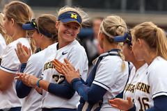 JD Scott Photography-Michigan Softball-Indiana University-4.28.17-mgoblog-0150 (J.D. Scott Photography) Tags: 2017 annarbor april jdscottphotography michigan michigansoftball sports universityofmichigan mgoblog