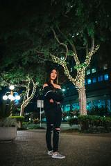 Vanessa-34 (Supreme_asian) Tags: portrait san jose downtown girlmodel model girl light bokeh lights low film canon t5i sigma 1835mm sjsu vans