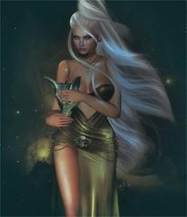 UNA Osiris.... (✰✰Nubyia Photography✰✰) Tags: una unadaxter secondlife sl fantasy mask nubyia blogging blog fashion