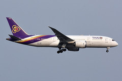 Thai Airways HS-TQF (Howard_Pulling) Tags: thai airways thailand landing bangkok bkk phoenixhotel