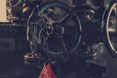 Mainwasserventil... (hobbit68) Tags: fujifilm xt2 frankfurt fechenheim industry industriegebiet industrie main old rostig rusty lost places verlassen verfallen vergessen