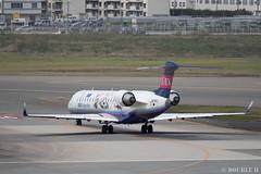 Fukuoka Airport 2019.4.13 (10) (double-h) Tags: omd em1markii omdem1markii lumixgxvariopz45175mmf4056asphpowerois rjff fuk fukuokaairport 福岡空港 airplane 飛行機 observationdeck 展望デッキ