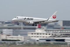 Fukuoka Airport 2019.4.13 (17) (double-h) Tags: omd em1markii omdem1markii lumixgxvariopz45175mmf4056asphpowerois rjff fuk fukuokaairport 福岡空港 airplane 飛行機 observationdeck 展望デッキ