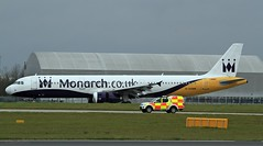 monarch G-OZBM  _MG_1007 (M0JRA) Tags: monarch gozbm emirates airbus a380 icelandair ryanair easyjet flyvlm delta virgin atlantic condor iceland air manchester airport airports jets flying aircraft sky clouds otts planes airplane jet cockpit grass window road building people photo