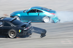 DSC_2502 (Find The Apex) Tags: nolamotorsportspark nodrft drifting drift cars automotive automotivephotography nikon d800 nikond800 tandemdrift tandem tandemdrifting tandembattle nissan 350z nissan350z z33
