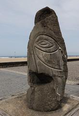 """Renato - """"Le Maori"""" (Thethe35400) Tags: sculpture escultura eskultura skulptur estatua scultura scukpture skulpturen pierre piedra pedra stone stein"""