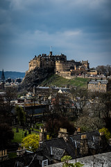 The castle (skyphotographie) Tags: voyage travel traveler traveling tourisme tourism unitedkingdom scotland ecosse schottland edinburgh edimbourg city ville stadt castle château history