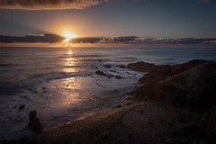 Sunrise at Woolgoolga Lookout (Dreamtime Nature Photography) Tags: woolgoolga sunrise nsw australia newsouthwales beach ocean plage mer canon landscape paysage dreamtimenaturephotography