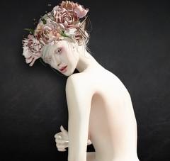 white (Monica_ML) Tags: secondlife albino elf swallow tram genus portrait