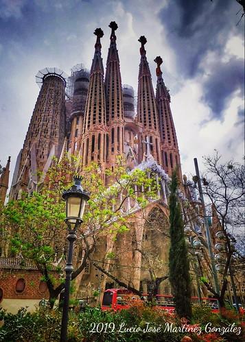 "Barcelona. Sagrada Familia. • <a style=""font-size:0.8em;"" href=""http://www.flickr.com/photos/26679841@N00/40682629073/"" target=""_blank"">View on Flickr</a>"