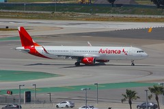 A321 N692AV Los Angeles 22.03.19 (jonf45 - 5 million views -Thank you) Tags: airliner civil aircraft jet plane flight aviation lax los angeles international airport klax avianca airbus a321 n692av