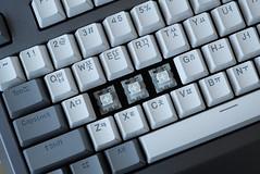 Monster Gear Warrior 104 Mechanical Keyboard (TheBetterDay) Tags: monster gear warrior 104 mechanical keyboard