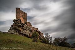 Castillo de Zafra. (Roberto_48) Tags: castillo zafra juego tronos guadalajara paisaje landscape castle
