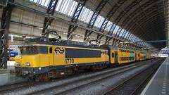 1770 2019.04.19 Amsterdam (85) Centraal (Rob NS) Tags: ns nederlandsespoorwegen serie1700 amsterdamcentraal 1770
