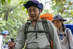 A7301280 (TravisPhd Chen) Tags: 康橋 青山校區 山訓 2018 607 mountain climbing training kang chiao international school elementary