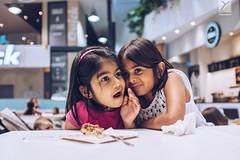 Secret (Yannick Charifou Photography ©) Tags: fujifilm x100f x100 soeurs sisters confidence secret enfant enfance child childhood vie life love yannickcharifouphotography