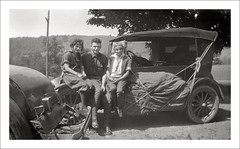 Vehicle Collection (9669) - ? (Steve Given) Tags: socialhistory familycar automobile
