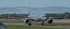RNZAF Ohakea - 18 Apr 2019 (111 Emergency) Tags: aircraft plane rnzaf ohakea new zealand boeing 757 nz7572 royal air force