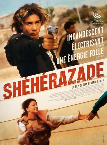 La jeunesse de Shéhérazade