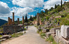 Delphi RX605940 Temple of Apollo (Recliner) Tags: oracle pytho mountparnassus
