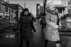 DR160218_0744D (dmitryzhkov) Tags: urban city everyday public place outdoor life human social stranger documentary photojournalism candid street dmitryryzhkov moscow russia streetphotography people man mankind humanity bw blackandwhite monochrome