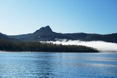 20190419-05-Mist Lake St Clair (Roger T Wong) Tags: 2019 australia cradlemountainlakestclairnationalpark lakestclair np nationalpark rogertwong sel24105g sony24105 sonya7iii sonyalpha7iii sonyfe24105mmf4goss sonyilce7m3 tasmania bushwalk fog hike outdoors tramp trek walk