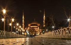 Mezquita Azul o Mezquita del Sultán Ahmed - Estambul (www.webdejaime.com) Tags: estambul istambul mezquita azul mezquitaazul ahmed