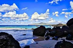 Ovahe - Easter Island (michael_jeddah) Tags: ovahe easterisland rapanui beach osterinsel chile poike ocean pacificocean polynesia