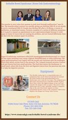 Irritable Bowel Syndrome Stone Oak Gastroenterology (stoneoakgi1) Tags: ibs doctor san antonio