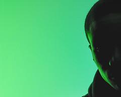 Signature Blend 1/2 (@illashootxr) Tags: woman girl beautiful blue green emerald outline highlights studio hasselbladfigure tone coolfresh gels rosco hasselblad blues cools greens 420 happy blaze weed canada style lighting badass