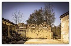 Pb_4180015 (calpha19) Tags: imagesvoyagesphotography adobephotoshoplightroom olympusomdem1mkii zuiko ed1260swd usine textile grangessurvologne vosges grandest flickrsexplore explore intérieur extérieur ruines incendie