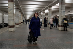 DRD160405_0408 (dmitryzhkov) Tags: urban outdoor life human social public stranger photojournalism candid street dmitryryzhkov moscow russia streetphotography people city color colour metro subway lowlight underground night nightphotography transport passenger