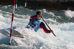 Lee Valley White Water Centre, Easter Saturday 2019 (richardsos@yahoo.com) Tags: lee valley white water centre easter saturday 2019 england london uk olympic park