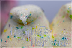 Happy Easter Flickr friends 🐥 :-) (Dotsy McCurly) Tags: happyeaster peep candy macro colorful fun canoneos80d efs35mmf28macroisstm chick chicken