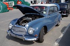 1958 DKW 1000 S Limousine 4T Front (Joachim_Hofmann) Tags: auto fahrzeug verbrennungsmotor ottomotor dkw zweitakt zweitaktmotor 36
