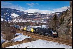 Lokomotion 189 924, Vipiteno 08-02-2018 (Henk Zwoferink) Tags: vipiteno08022018 henkzwoferink lm lomo lokomotion rtc railtractioncompany 189 mrce vipitenotrentinoaltoadigeitaly