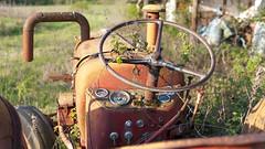 Tractor (ostplp) Tags: tractor tracteur vintage exploration urbex