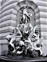 Austria Brunnen (ernst_raser) Tags: brunnen brunnenfiguren wells fountains fontaines sculptures skulpturen