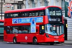 Arriva London Wright Volvo B5LH LJ17AHD (Bus Roundel Hong Kong) Tags: arriva wright volvo b5lh lj17ahd wr london
