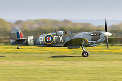 G-CGYJ/TD314 Supermarine Spitfire MkIXe (amisbk196) Tags: airfield aircraft headcorn aerolegends amis flickr 2019 unitedkingdom kent uk lashenden gcgyj td314 supermarine spitfire mkixe