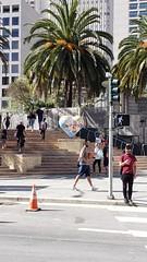 Trip to San Francisco (heytampa) Tags: sanfrancisco npc19 conference apa americanplanningassociation unionsquare art artwork heart palmtree