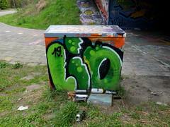 Overschie - Lio (oerendhard1) Tags: graffiti streetart urban art rotterdam oerendhard vandalism illegaal tags throw ups tunneltje underpass overschie lio crew